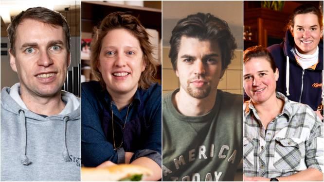 """Vier moedige horeca-durvers openen in volle crisis nieuwe zaak: """"Stormloop komt eraan"""""""