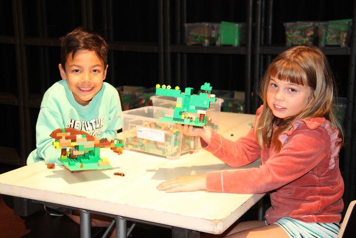 Aan de slag met Lego in CasinoKoksijde.