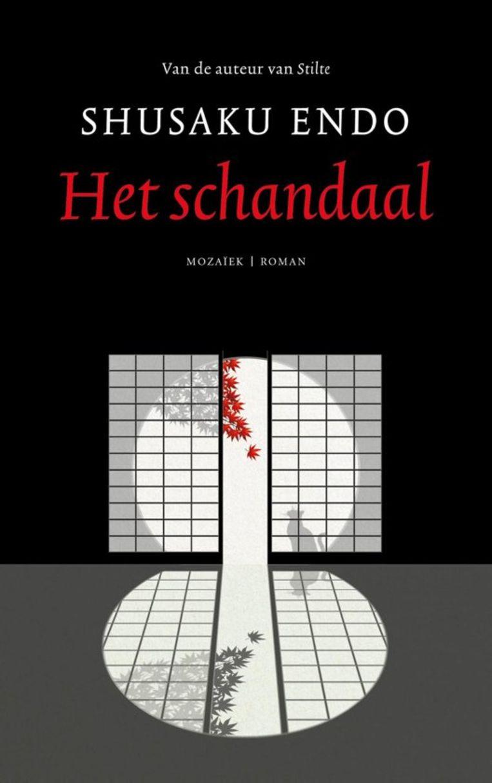 Shusaku Endo: Het schandaal. Uit het Japans vertaald door C.M. Steegers-Groeneveld. Mozaïek; 256 pagina's; € 19,99. Beeld Mozaïek
