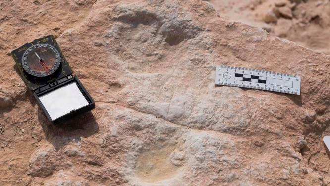 Des empreintes de pas vieilles de 23.000 ans réécrivent l'histoire humaine de l'Amérique