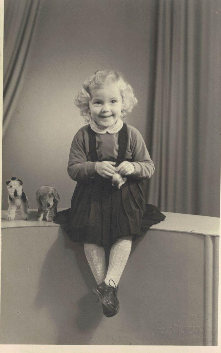 De jonge Liefke in 1960. Beeld