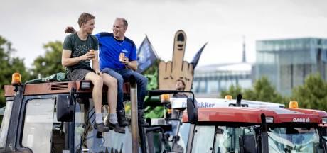 Van zacht applaus voor CDA tot Baudets opstootje: zo verliep het boerenprotest