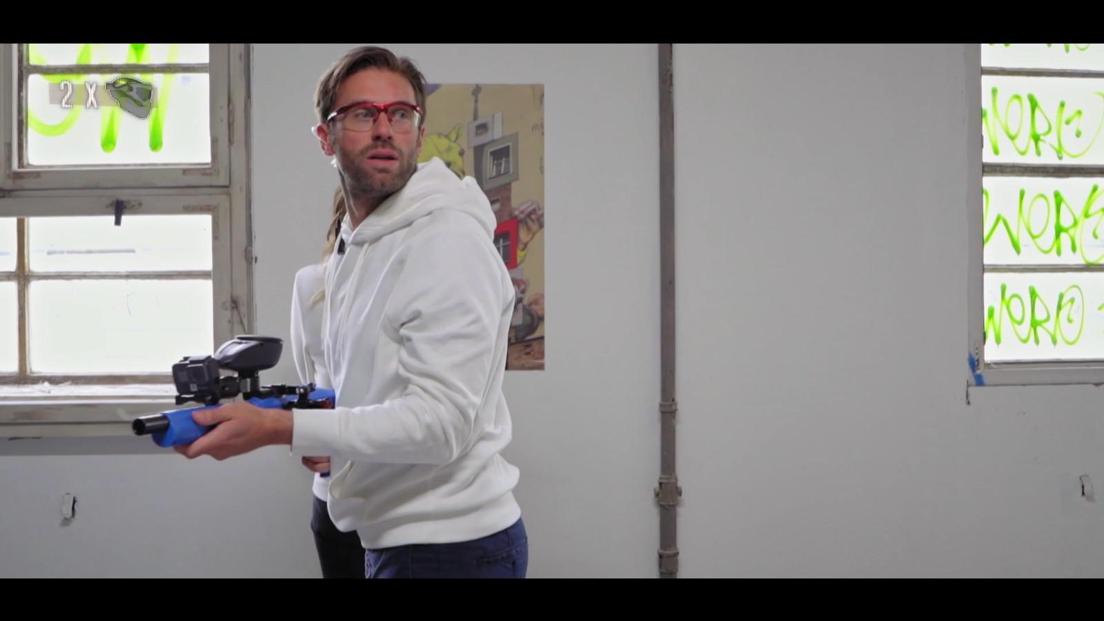 Sven in 'De Mol'