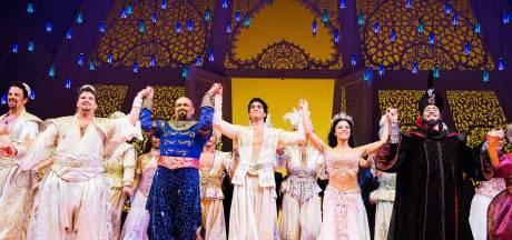 Musical Aladdin vanaf september 2021 in Circustheater te zien