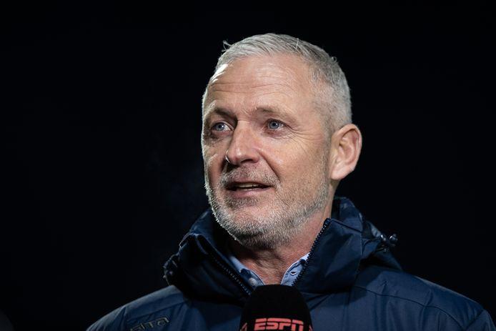 """FC Den Bosch-trainer Jack de Gier: 'Door die ruime overwinningen wordt er nu wel anders tegen ons aangekeken."""""""