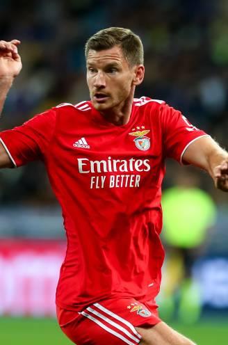 """Vertonghen ziet een terugkeer naar Ajax niet gebeuren: """"Denk dat ik carrière zal afsluiten bij Benfica"""""""
