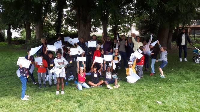 Van 50 kinderen bij eerste editie Taalspeelweek vorig jaar naar 90 deelnemers dit jaar