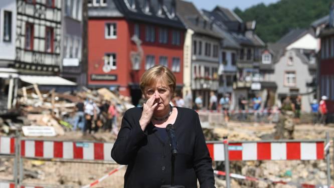 """Kritiek na watersnood Duitsland: """"Zijn hier net zo slecht op voorbereid als op corona"""""""