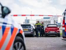 Politie schiet man in been bij aanhouding op de Maasboulevard