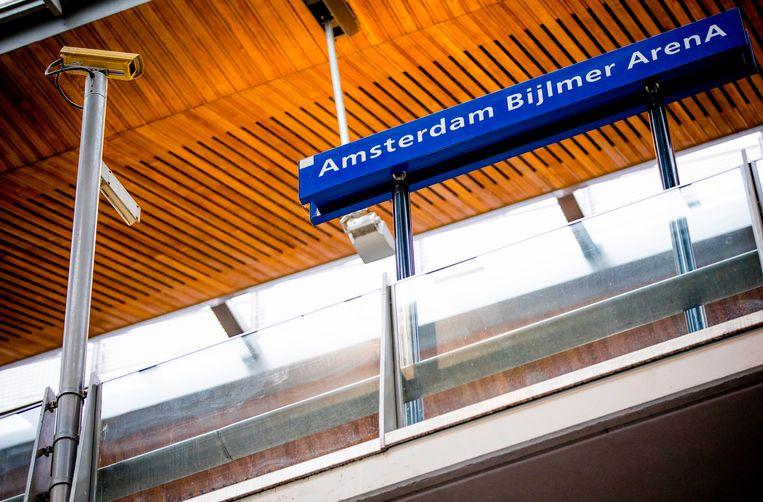 Station Bijlmer Arena Beeld Hollandse Hoogte /  ANP