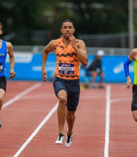 Terrence Agard pakt titel op de 400 meter bij NK in Den Haag: Dit is het mooiste wat mij kan overkomen