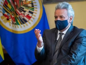 Presidentieel vliegtuig Ecuador maakt noodlanding