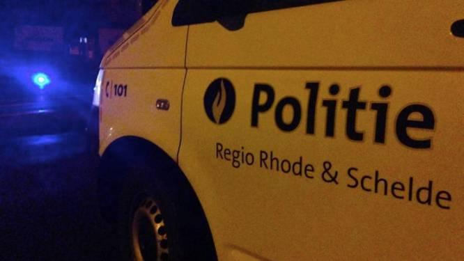 Agenten vatten verdachte inbraak na achtervolging te voet door Melle