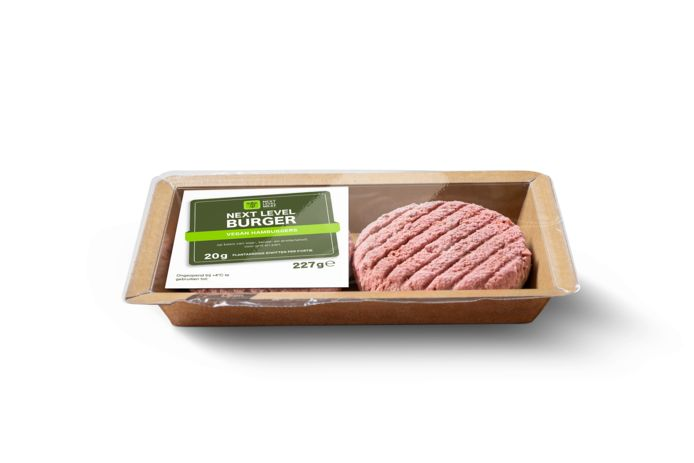 Next Level Burger van Lidl