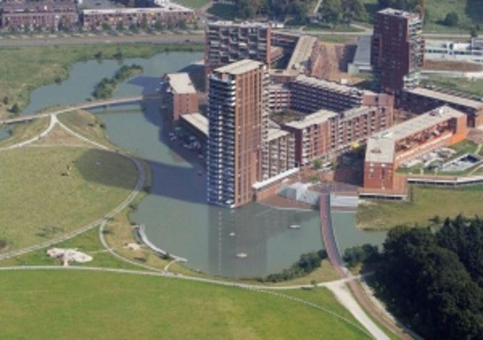 Het digitale prikbord van de Eindhovense wijk Meerhoven groeit als kool.