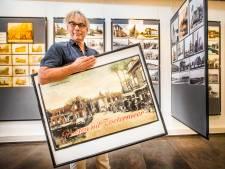 'Groeten uit Zoetermeer!' Honderd jaar oude ansichtkaarten stelen de show in Dorpsstraat