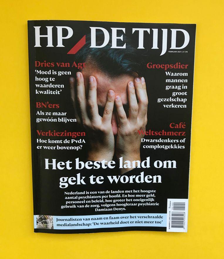 Blad: HP de Tijd Beeld