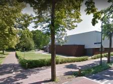 Martinihal Vught ingericht als 'coronaprikpost'
