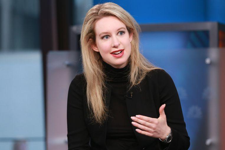 Holmes in 2015, toen ze nog een rijzende ster was. Beeld NBCU Photo Bank via Getty Images