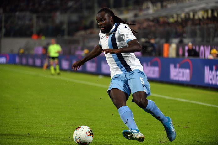 Jordan Lukaku kwam afgelopen weekend in actie bij Lazio.