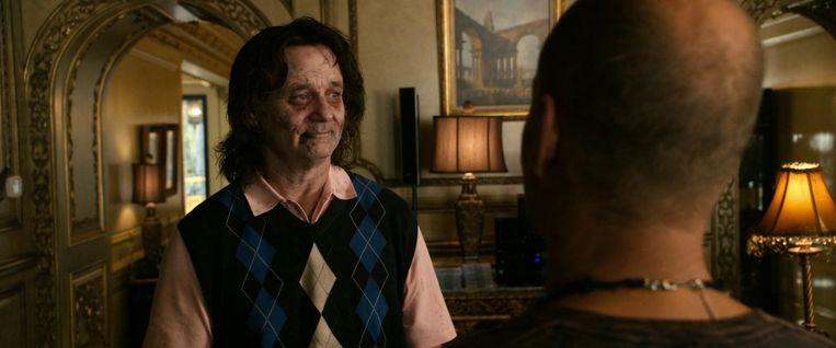 Bill Murray in Zombieland (2009). Beeld