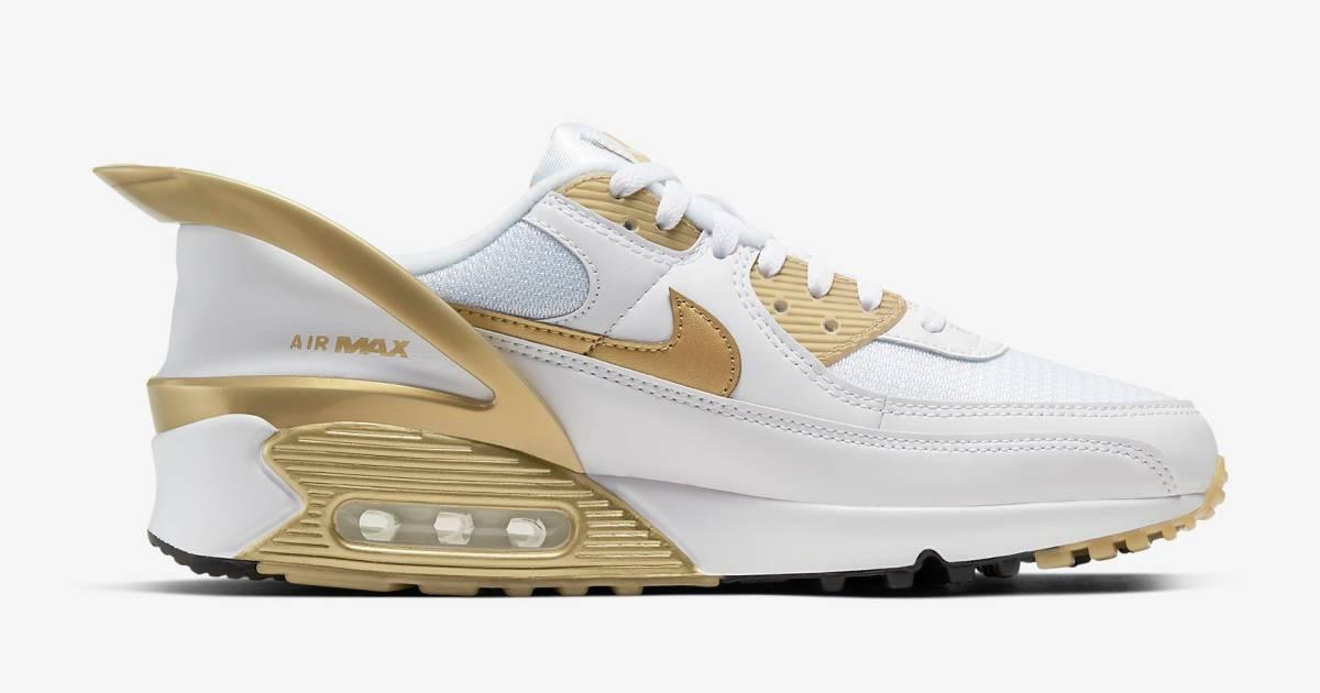 Les nouvelles baskets de Nike s'enfilent sans qu'on les touche - 7sur7