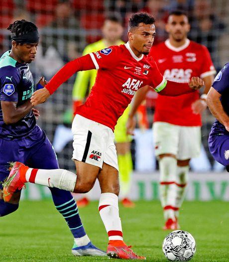 Vormen van nieuw AZ gaat tijd kosten: 'Er is geen groot probleem als je ons tegen PSV ziet voetballen'