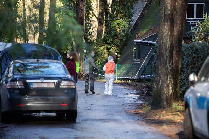 De twee lichamen werden gevonden in Sonnevijver.