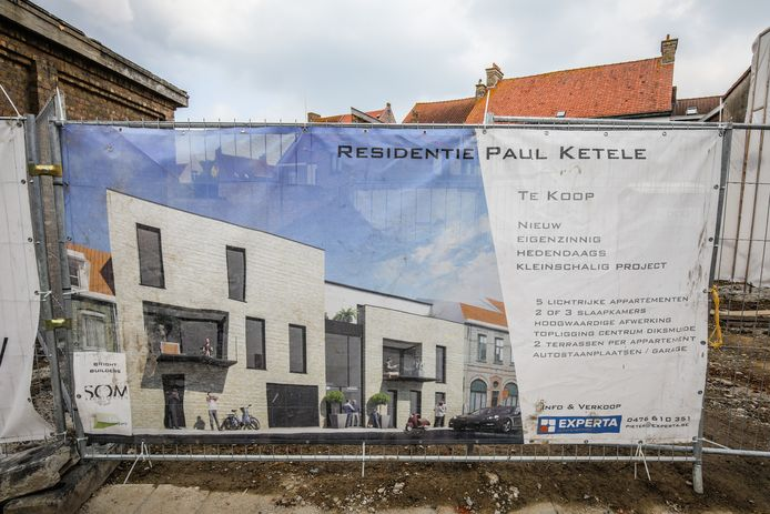 Niet iedereen akkoord met naam Paul Ketele voor deze residentie
