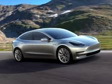 Alle nieuwe Tesla's kunnen zelfstandig rijden
