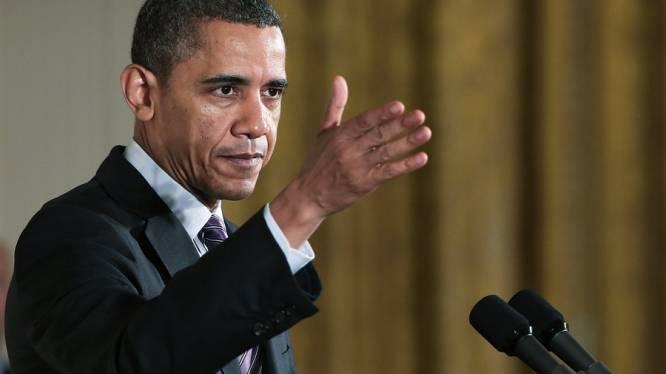"""""""Obama kondigt versnelde terugtrekking uit Afghanistan aan"""""""