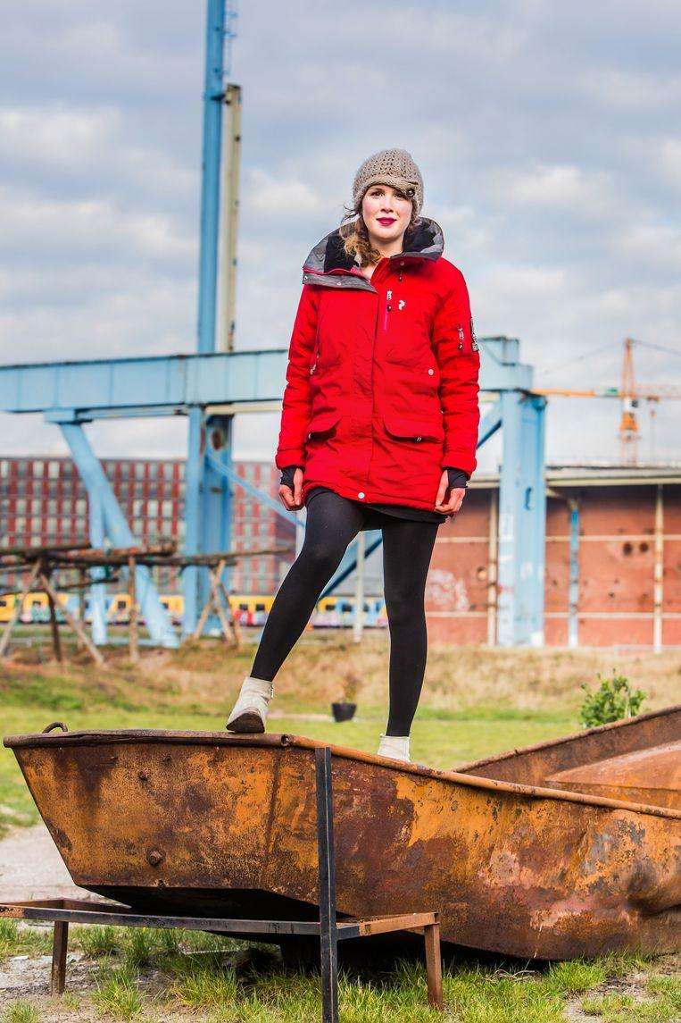 Laura Maaskant: 'Ik ben er nog. En ik heb plannen!' Beeld Shody Careman