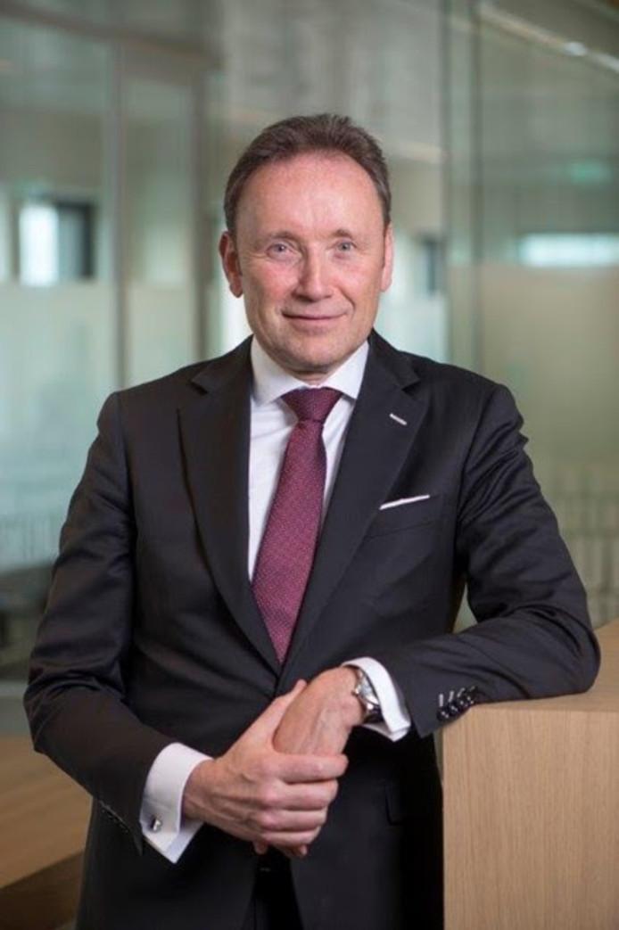 Wim Bens, voorzitter ZLTO