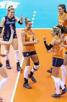 LIVE   Oranje wint knap eerste set van olympisch kampioen China