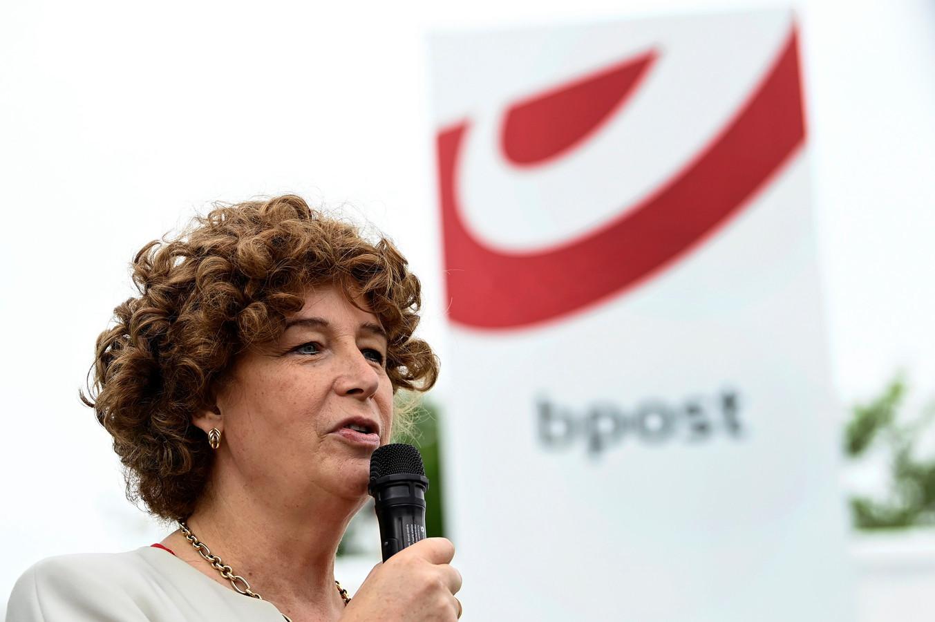 Minister Petra De Sutter.