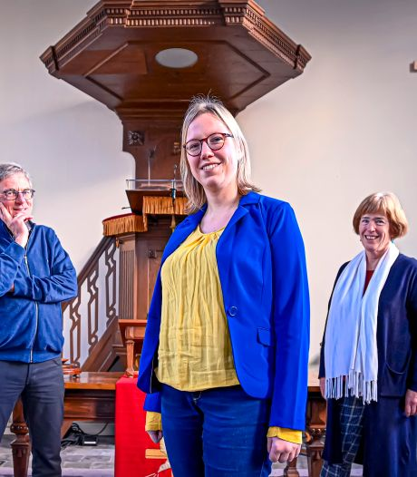 Deze vrouwen gaan de protestantse kerk in Oudenbosch leiden