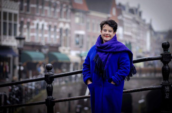 Burgemeester Sharon Dijksma.
