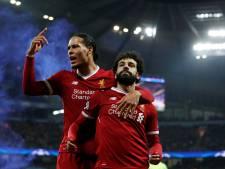 Liverpool wint ook in Manchester en gaat naar laatste vier