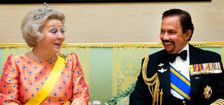 De omstreden sultan van Brunei woont in een Disneypaleis