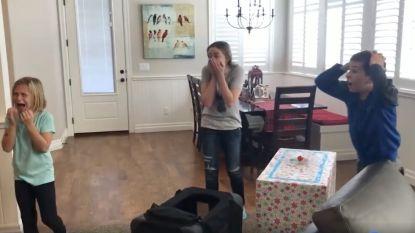 Ouders vertelden hun kinderen wat ze zeker nooit cadeau zouden krijgen. Vijf jaar later openen ze dit pak