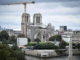Eerste fase restauratie Notre-Dame in Parijs afgerond