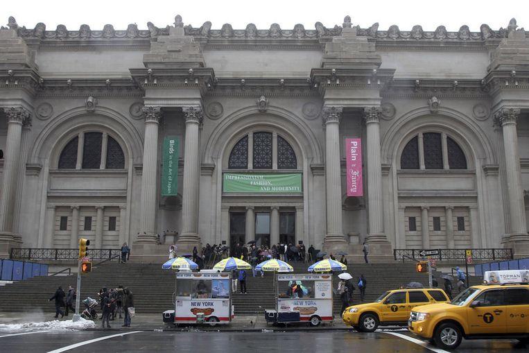 Het Metropolitan-museum in New York. Beeld ap