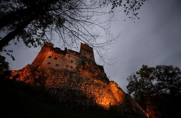 Het kasteel van Dracula in Roemenië.