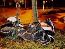 Twee jongens aangehouden voor poging doodslag op motoragent Den Bosch