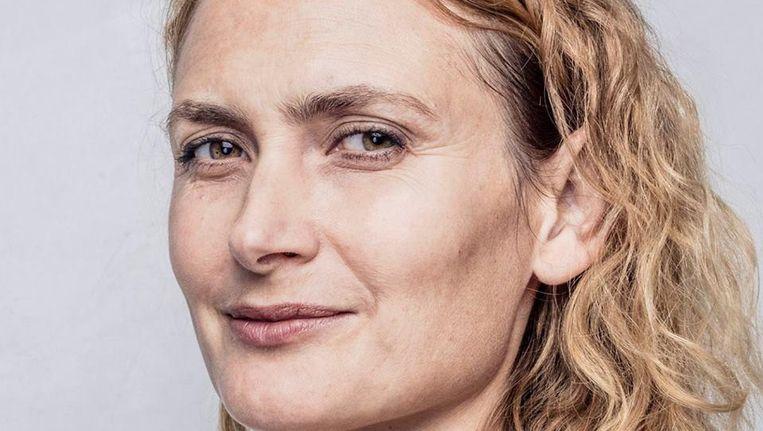 Schrijver en filosoof Jannah Loontjens verraste zichzelf met een uitstapje naar het hoorspel Beeld Martin Dijkstra