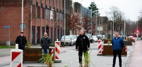 Bloembakken Bredaseweg stuiten op weerstand: 'Maar misschien is het gewoon even wennen'