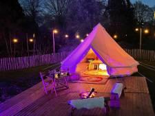 Hemelrijk Volkel krijgt twee maanden pop-up camping Hemels als buurman