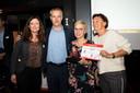 Rabobank heeft de eerste Raket Award gewonnen.