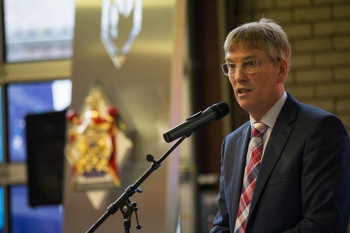 Directeur Christiaan de Nooij van hofleverancier De Nooij uit Ede. Foto: PR