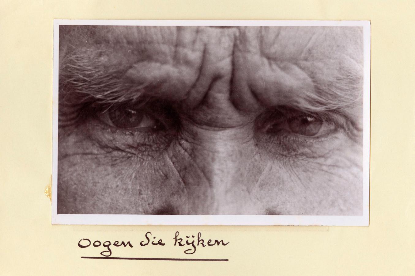 Het Letterenhuis toont met Ogen die kijken een selectie beelden die Streuvels zelf maakte.